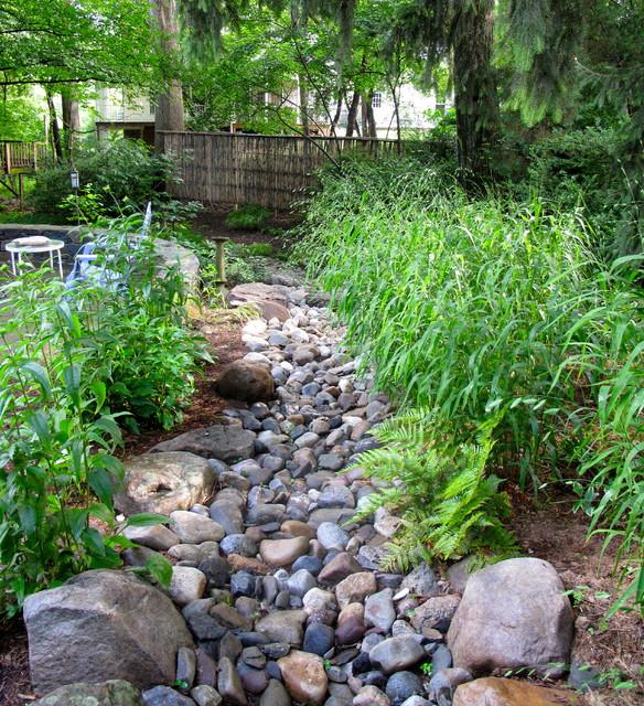 διακόσμηση κήπου με πέτρες