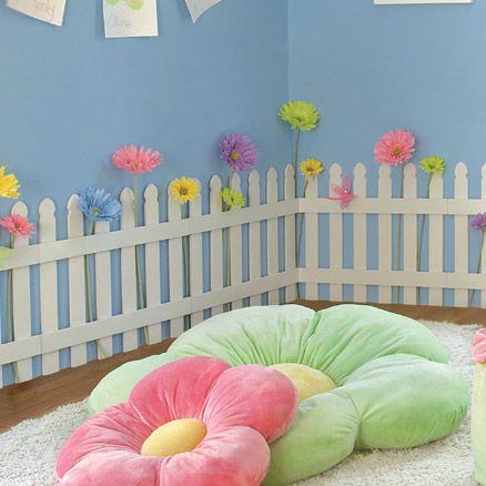διακόσμηση τοίχου παιδικού δωματίου13