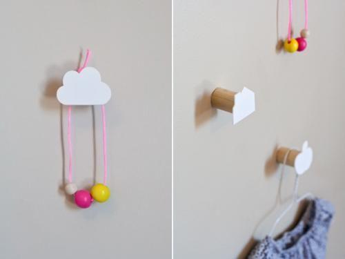 διακόσμηση τοίχου παιδικού δωματίου4