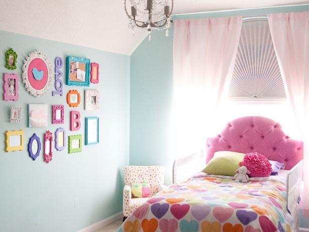 διακόσμηση τοίχου παιδικού δωματίου8