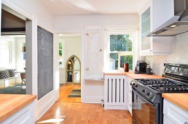 χρώμα μαυροπίνακα για διακόσμηση στο σπίτι23
