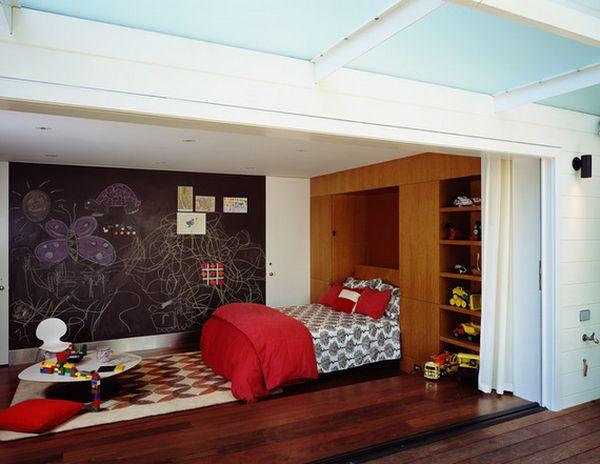 χρώμα μαυροπίνακα για διακόσμηση στο σπίτι44
