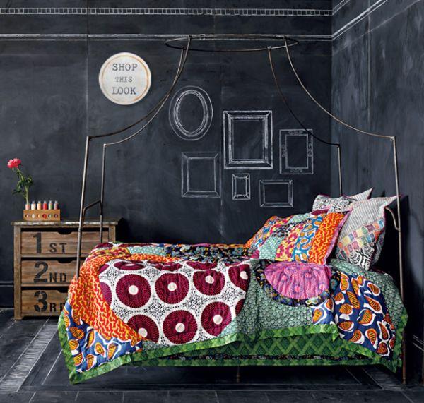 χρώμα μαυροπίνακα για διακόσμηση στο σπίτι49