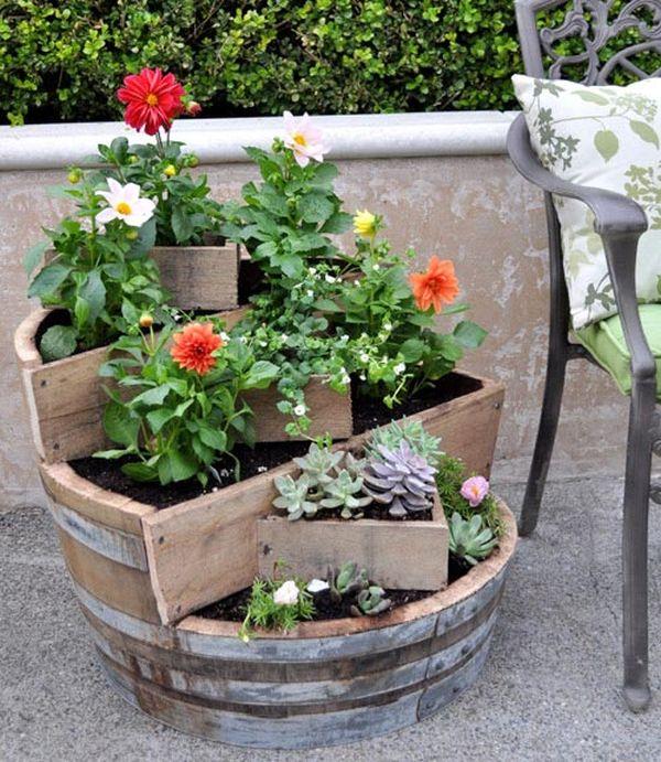 Ανανεώστε τους εξωτερικούς σας χώρους με έξυπνα DIY έργα2