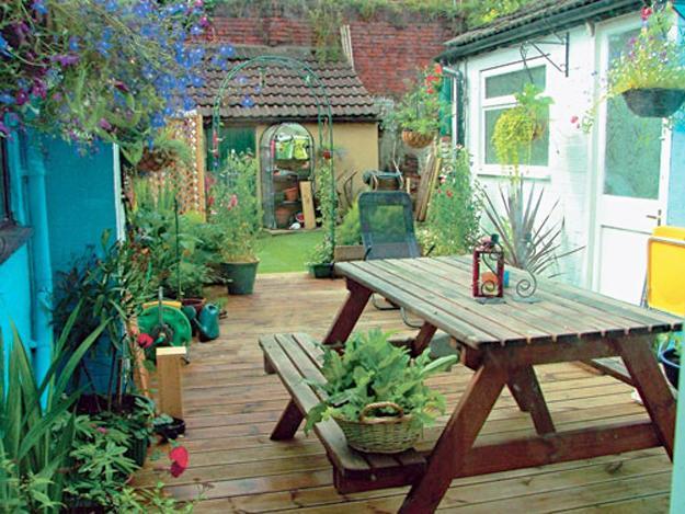 Πράσινες Ιδέες σχεδιασμού κήπου και αυλής20