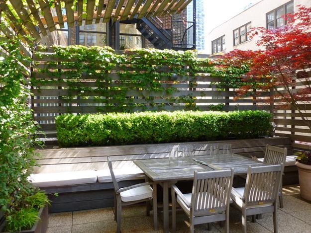 Πράσινες Ιδέες σχεδιασμού κήπου και αυλής3