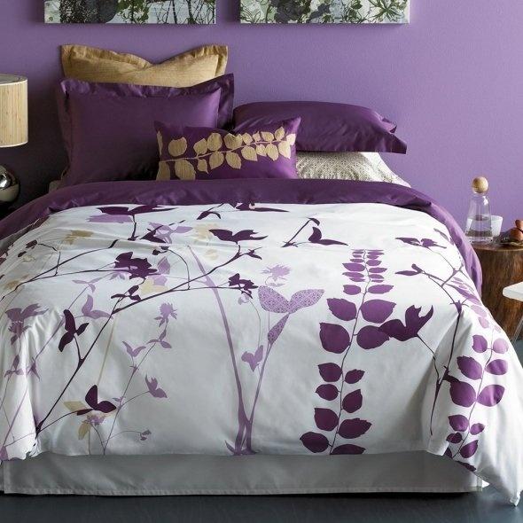 Τέλεια μωβ υπνοδωμάτια7