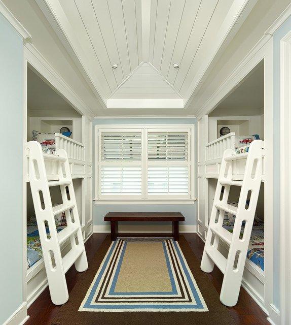 Υπνοδωμάτια για παιδιά Σχεδιασμένα σε θαλασσινό στυλ17