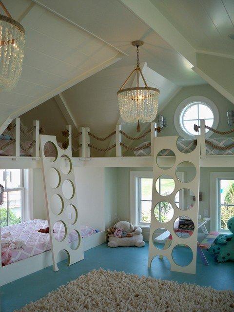 Υπνοδωμάτια για παιδιά Σχεδιασμένα σε θαλασσινό στυλ3