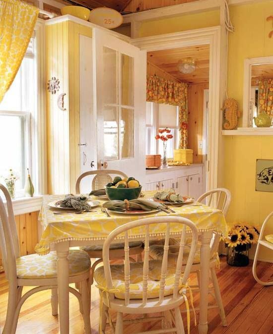 ιδέες με κίτρινο χρώμα10