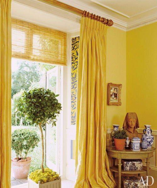 ιδέες με κίτρινο χρώμα17