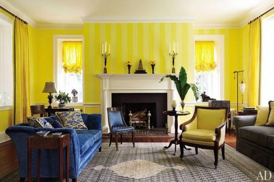 ιδέες με κίτρινο χρώμα19