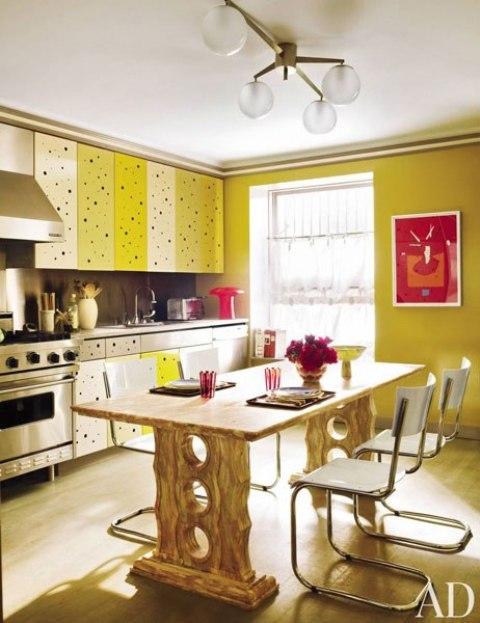 ιδέες με κίτρινο χρώμα20