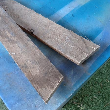 σταντ για βότανα ή φυτά από ξύλινές παλέτες3