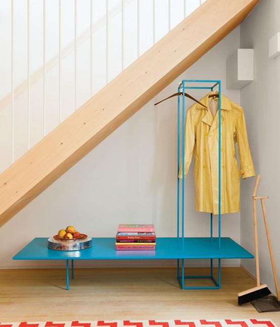χρώματα και υφές για μικρούς χώρους4