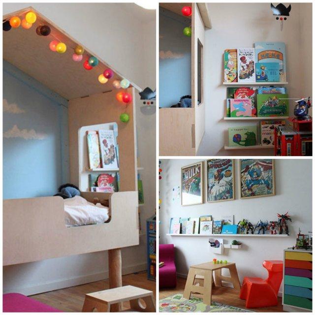 Καταπληκτικές Ιδέες Παιδικού δωματίου4
