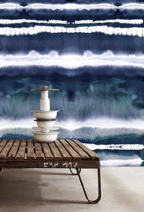 Ιδέες διακόσμησης Τοίχου με Ακουαρέλα19