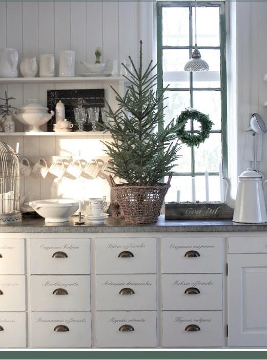 Σκανδιναβικές Χριστουγεννιάτικες Ιδέες Διακόσμησης12