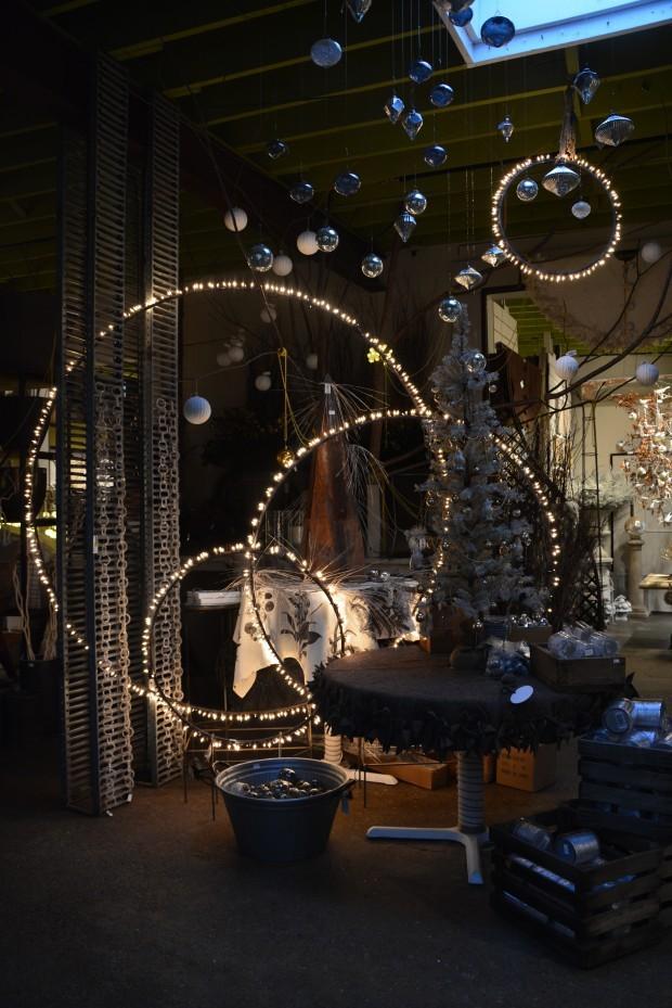 Χριστουγεννιάτικη Διακόσμηση με φωτάκια6