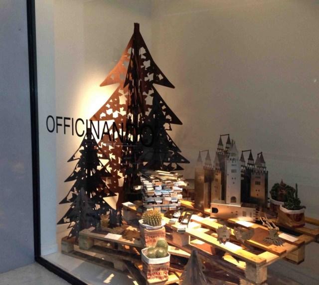Diy χριστουγεννιάτικα δέντρα2