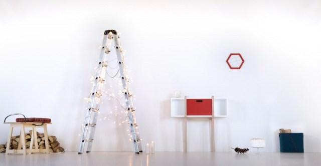 Diy χριστουγεννιάτικα δέντρα4