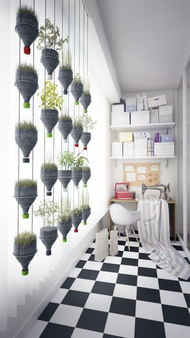 Ιδέες Εσωτερικής διακόσμησης με φυτά29