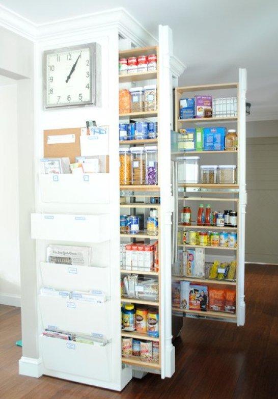 Λύσεις Εξοικονόμησης χώρου και αποθήκευσης κουζίνας17