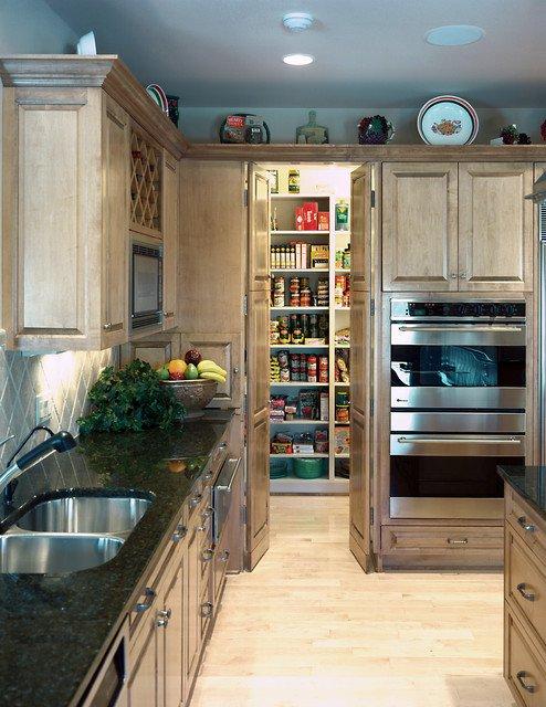 Λύσεις Εξοικονόμησης χώρου και αποθήκευσης κουζίνας21