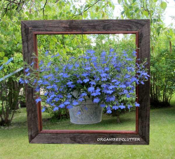 DIY Γλάστρες Κήπου3