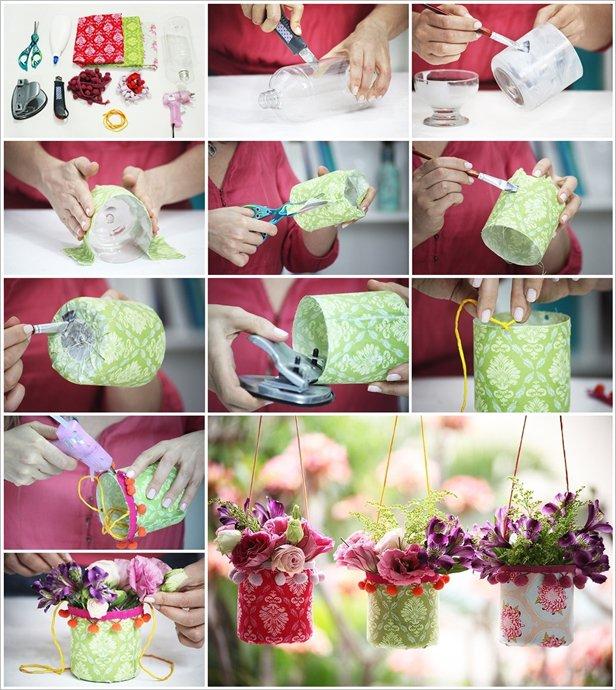 Diy ιδέες για την επαναχρησιμοποίηση πλαστικών μπουκαλιών1