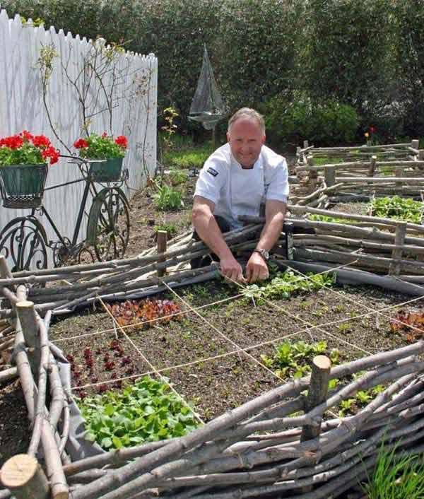Ιδέες για παρτεράκια στον Κήπο13