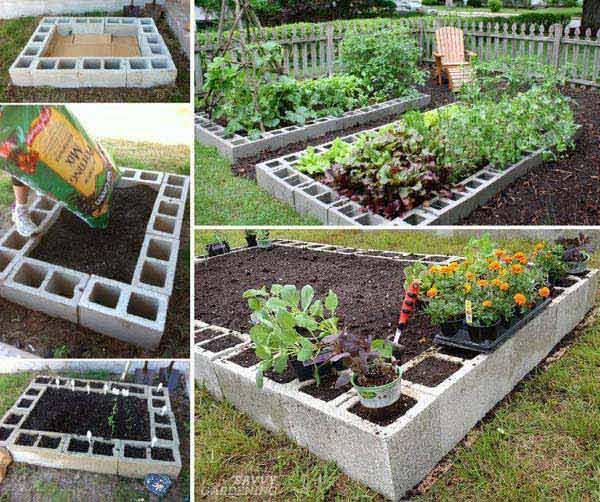 Ιδέες για παρτεράκια στον Κήπο6