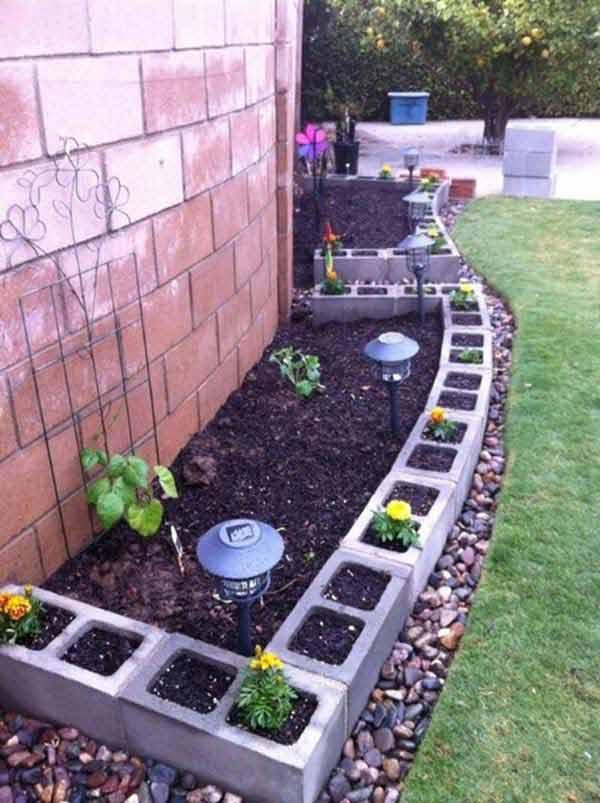 Ιδέες για παρτεράκια στον Κήπο7