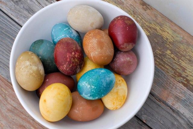 Πρωτότυπες ιδέες για διακόσμηση Πασχαλινών αυγών6