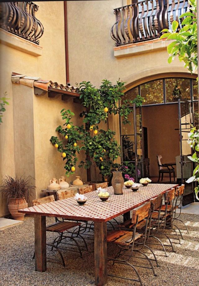 ιδέες για να φέρετε τη γεύση της Τοσκάνης στο σπίτι σας10