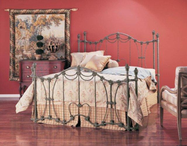 Κρεβάτια από σφυρήλατο σίδερο3