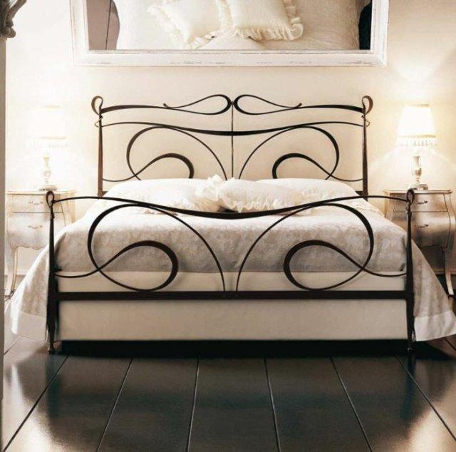 Κρεβάτια από σφυρήλατο σίδερο4
