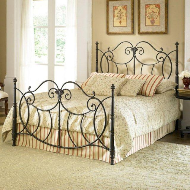 Κρεβάτια από σφυρήλατο σίδερο6