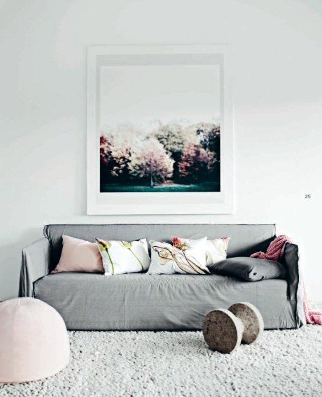 Χρώμα σχεδιαστικές ιδέες για ένα λαμπερό σπίτι5