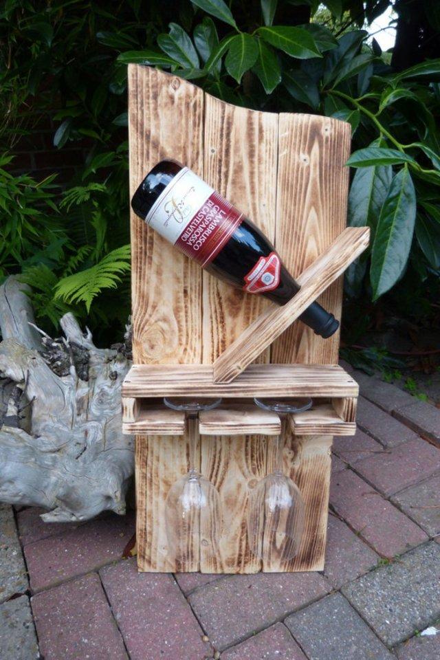 Ιδέες με ξύλινες παλέτες63