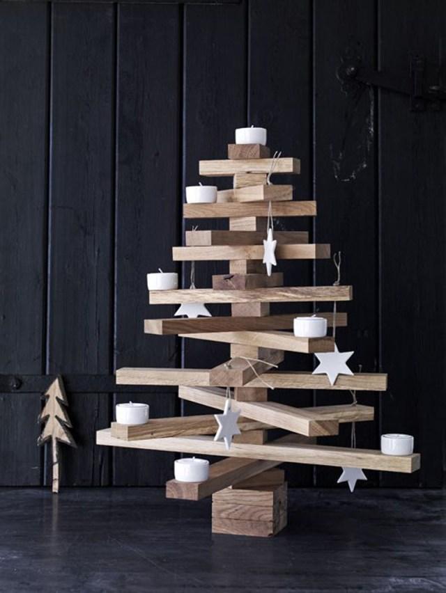 διακοσμήσεις Χριστουγέννων από παλέτες9