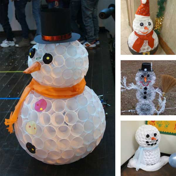DIY Χριστουγεννιάτικες διακοσμήσεις13