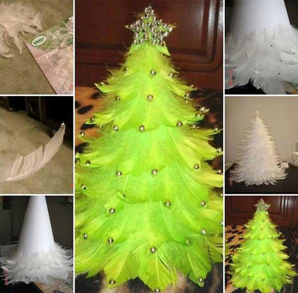 DIY Χριστουγεννιάτικες διακοσμήσεις15