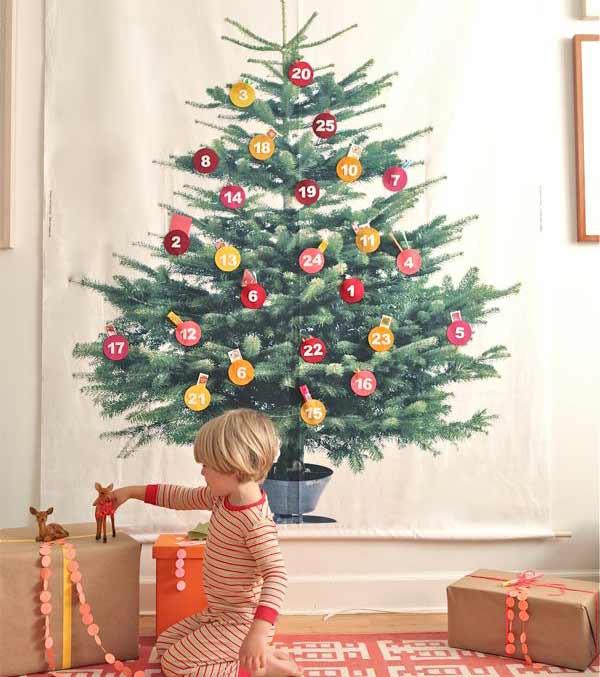 DIY Χριστουγεννιάτικες διακοσμήσεις30