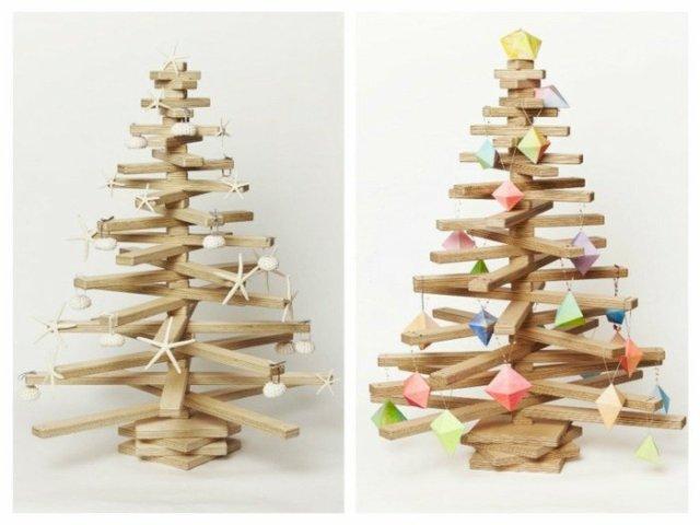 Χριστουγεννιάτικες ιδέες διακόσμησης25