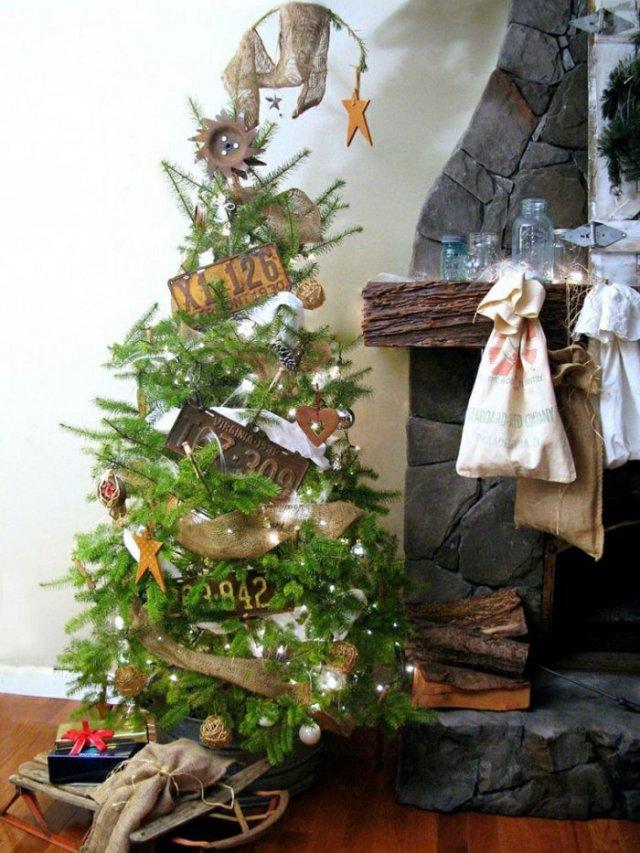 Χριστουγεννιάτικες ιδέες διακόσμησης30
