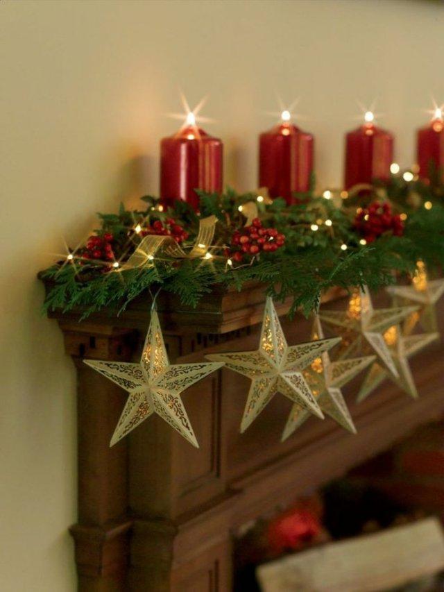 Χριστουγεννιάτικες ιδέες διακόσμησης34