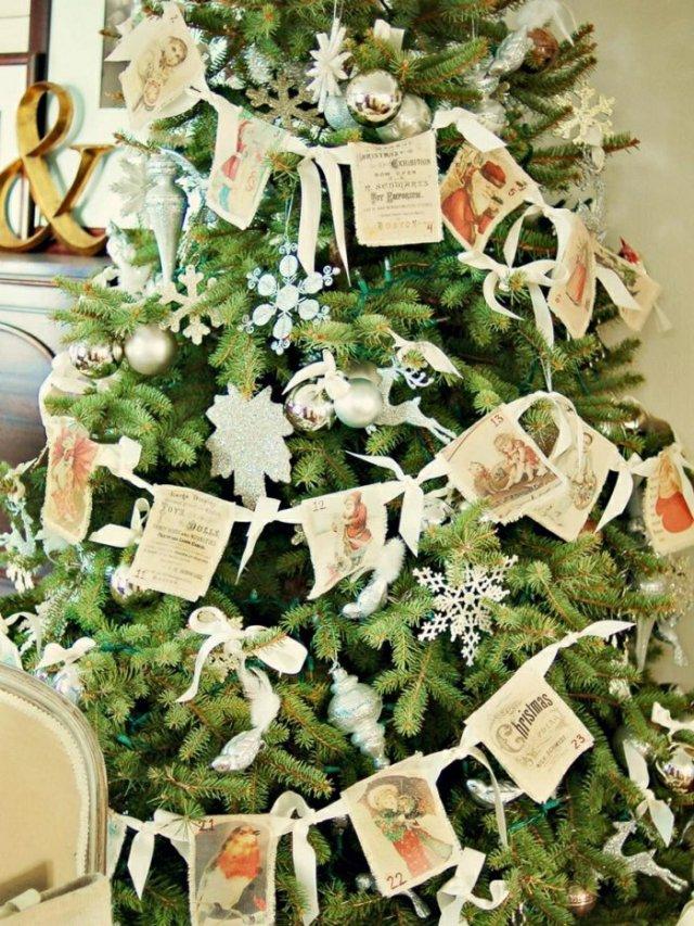 Χριστουγεννιάτικες ιδέες διακόσμησης40