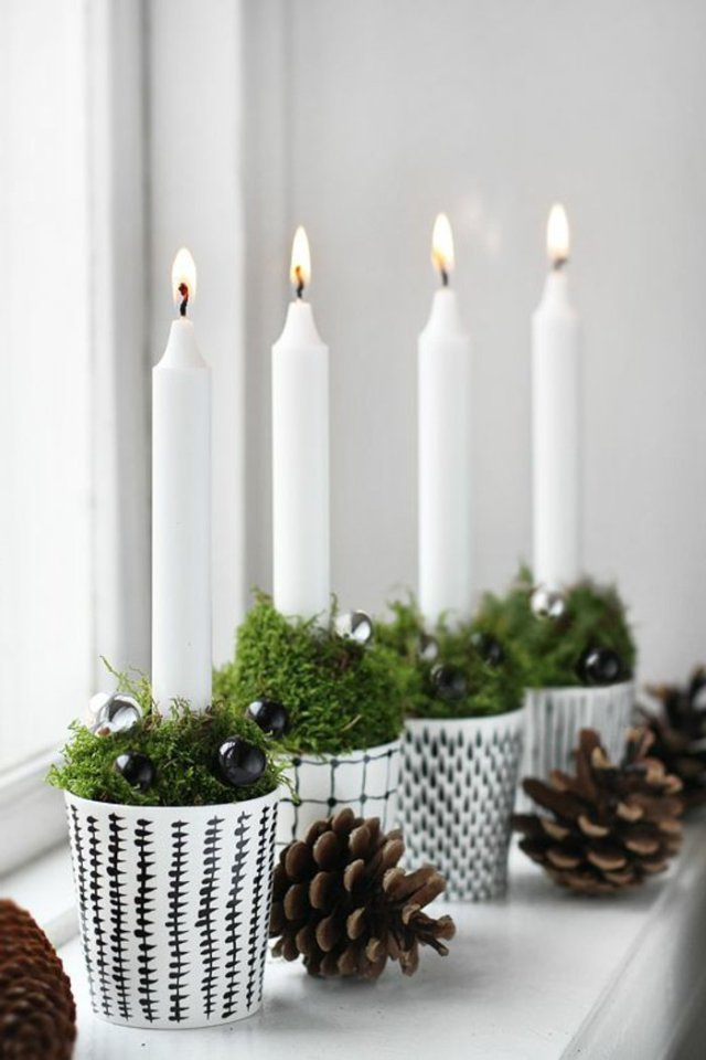 Χριστουγεννιάτικος στολισμός σε σκανδιναβικό στυλ13