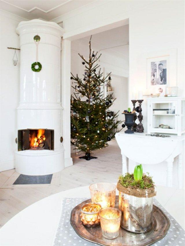 Χριστουγεννιάτικος στολισμός σε σκανδιναβικό στυλ41